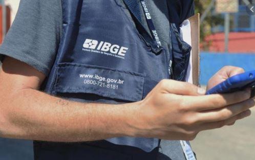 ibge 2 - IBGE devolve taxa de inscrição a candidatos à seleção para o Censo