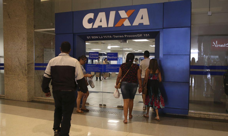jfcrz abr 14091923110 - Caixa abre 35 agências neste sábado para pagamento do auxílio emergencial, na Paraíba