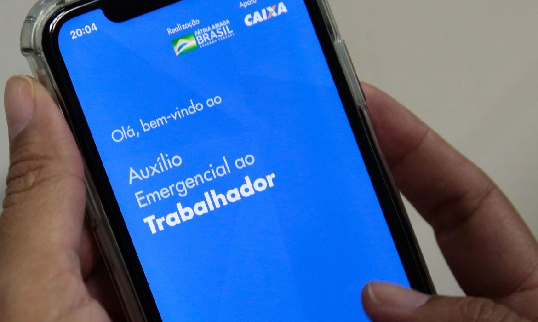 lancamento do aplicativo caixa auxilio emergencial 0407201847 - Caixa pagou até este sábado R$ 60 bilhões em auxílio emergencial