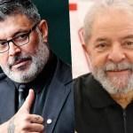 """lula frota - Alexandre Frota diz que """"Lula tá avisando"""" e conclama povo a ir às ruas defender a democracia"""