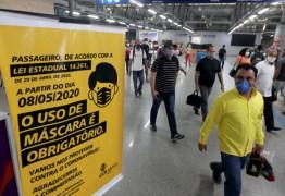 DETENÇÃO E MULTA: Obrigatoriedade do uso de máscaras de proteção contra a Covid-19 em todo o país, deve ser votada hoje na Câmara