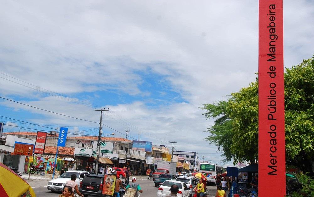 mercado mangabeira0904 - Mangabeira é bairro com mais casos de Coronavírus na Capital