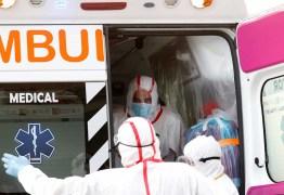 Itália com 174 mortes num dia, uma baixa recorde no registro diário