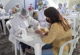 Mais de 20 pessoas testam positivo para Covid-19, durante barreira sanitária, durante a manhã em Mangabeira