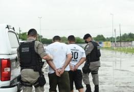 OPERAÇÃO MALHAS DA LEI: Polícia cumpre sete mandados de prisão em João Pessoa