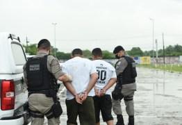 MALHAS DA LEI: Polícia cumpre mandados de prisão contra suspeitos de crimes em 16 cidades da Paraíba