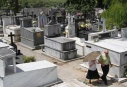 COVID-19: cemitérios de Campina Grande estarão fechados no Dia das Mães para evitar aglomerações e risco de contágio