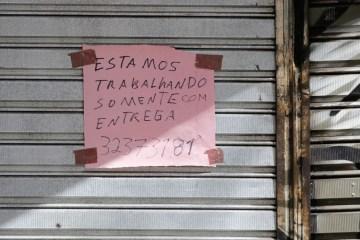 rio de janeiro tem o primeiro dia de comercio fechado por determinacao da prefeitura 2403201008 - Estudo mostra impacto da pandemia em negócios comandados por mulheres