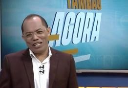 """""""Saio da TV Tambaú de cabeça erguida e pela porta da frente"""", afirma repórter Rubens Júnior"""