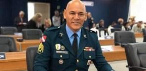 sargento silvano 300x146 - Vereador que era contra isolamento muda de ideia após perder pai para COVID-19