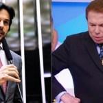 sbt fabio faria silvio santos telefone fixed big - Genro deputado de Silvio Santos nega que governo interfira em programação do SBT