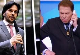Genro deputado de Silvio Santos nega que governo interfira em programação do SBT