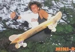 Morre vítima de coronavírus grande ídolo do skate brasileiro