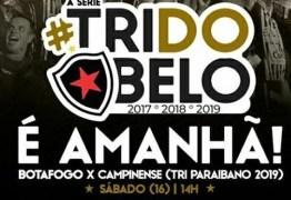 TV Belo transmite decisão do Estadual de 2019 neste sábado (16)