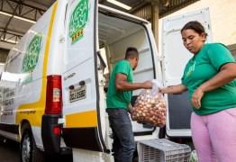 Mesa Brasil Sesc já distribuiu mais de 5,4 mil toneladas de alimentos no país, desde o isolamento social