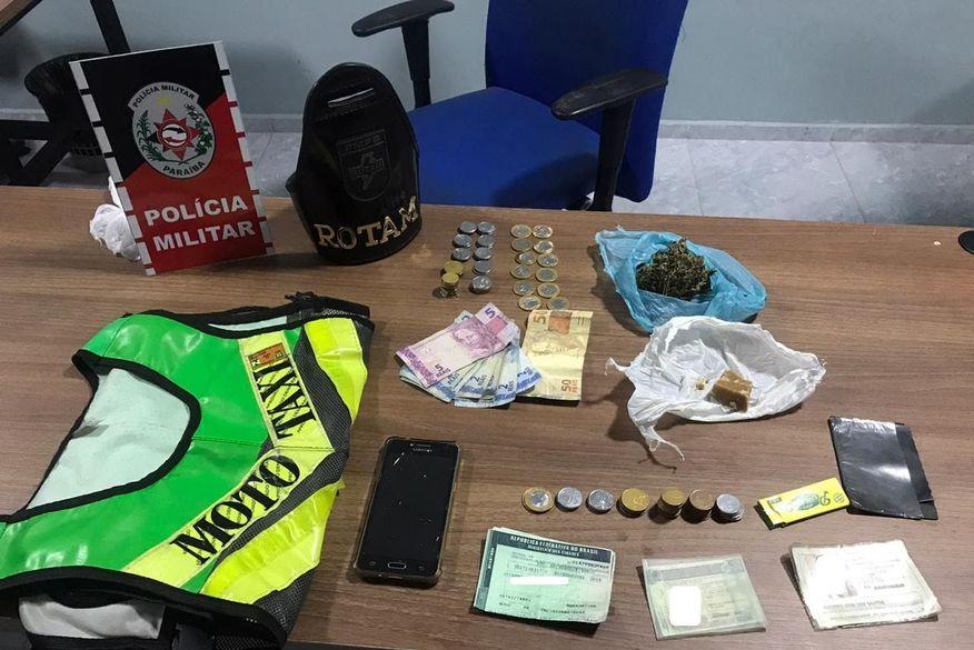 unnamed 9 - Dupla que fazia 'delivery' de crack e maconha é presa em Campina Grande