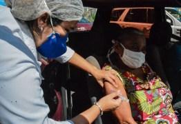 Última fase da vacinação contra a gripe é antecipada para esta quarta-feira, em João Pessoa