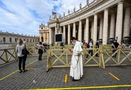 Vaticano reabre a Basílica de São Pedro após mais de dois meses fechada ao público