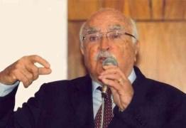 LUTO NA POLÍTICA: Ex-governador da PB Wilson Leite Braga morre aos 88 anos de coronavírus