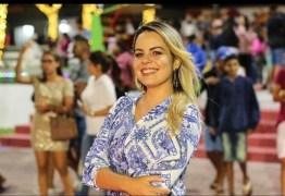 Primeira-dama da cidade de Esperança já recebeu mais de R$ 260 mil dos cofres públicos do município