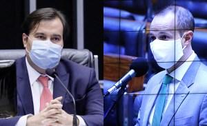 1450038 448844 300x183 - Maia dá invertida em deputado bolsonarista: 'E as faixas pedindo fechamento do congresso também terão punição na lei?' - VEJA VÍDEO