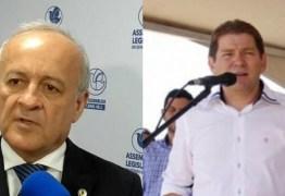 ARTICULAÇÕES EM AGUIAR: Deputado Branco Mendes rompe com o ex-prefeito Tintin Guedes