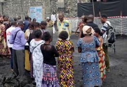 Congo enfrenta surtos de ebola, Covid-19 e sarampo ao mesmo tempo