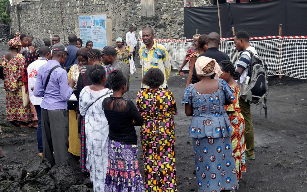 2020 06 03t000000z 91616583 rc2w1h9dxqtw rtrmadp 3 health ebola congo 1  - Congo enfrenta surtos de ebola, Covid-19 e sarampo ao mesmo tempo