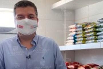 Diego Tavares anuncia inauguração da 6° cozinha comunitária na capital – VEJA VÍDEO