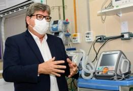 Governador anuncia abertura de mais dez leitos de UTI no Sertão da Paraíba