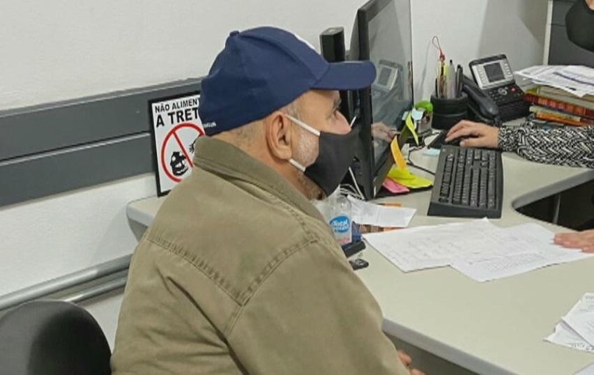 7283 7A454E390102205D - Fabrício Queiroz, ex-assessor de Flávio Bolsonaro, é preso em Atibaia, SP - VEJA VÍDEO