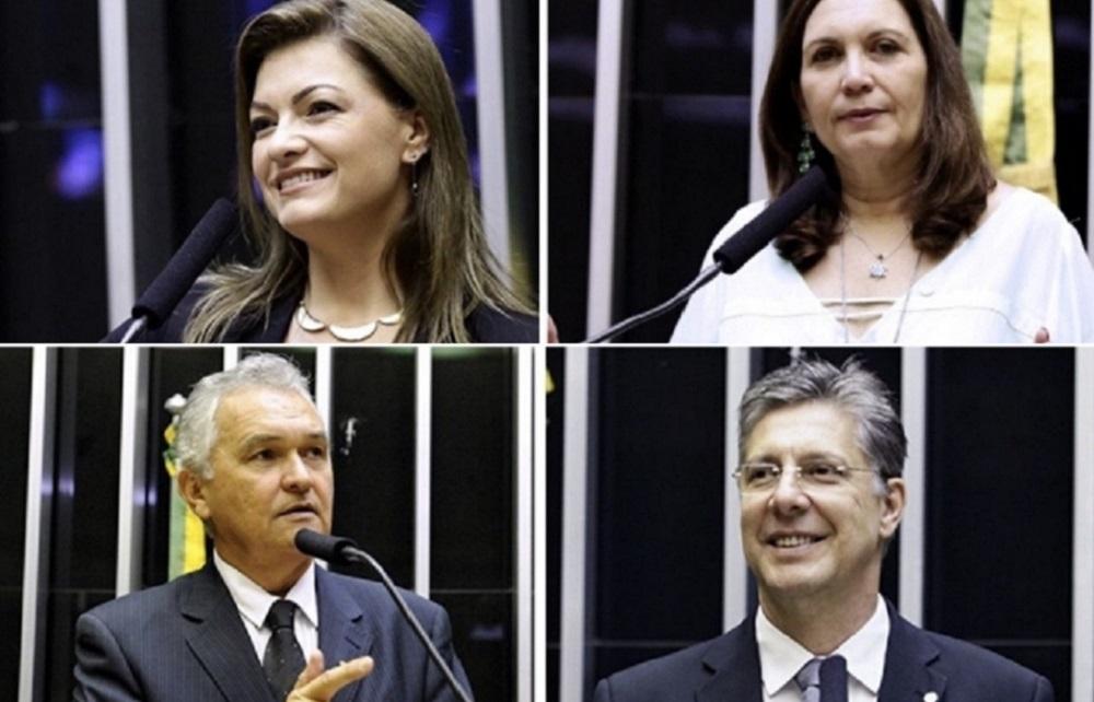 7a356a50 710d 46cb 9490 10dc31b83628 - 4 POLÍTICOS DO PSL: Deputados usaram cota para divulgar atos antidemocráticos, aponta PGR