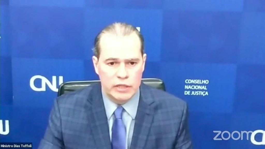 8611464 1024x576 - Toffoli defende diálogo entre poderes e diz que 'dubiedade' de Bolsonaro 'assusta' sociedade - VEJA VÍDEO