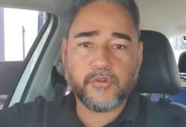 "BAYEUX: ""Comece a se comportar como prefeito que eu lhe chamo desta forma"" dispara Adriano Martins"