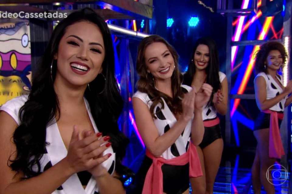 Bailarinas Faustao - Bailarinas demitidas do Domingão do Faustão contam bastidores e falam se voltariam ao programa