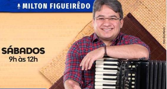 Capturar 87 - 'Meu foco agora é a Cultura da Paraíba e do Nordeste': Milton Figueiredo estreia em novo programa na rádio Arapuan em rede