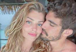 Caio Castro e Grazi Massafera falam sobre namoro