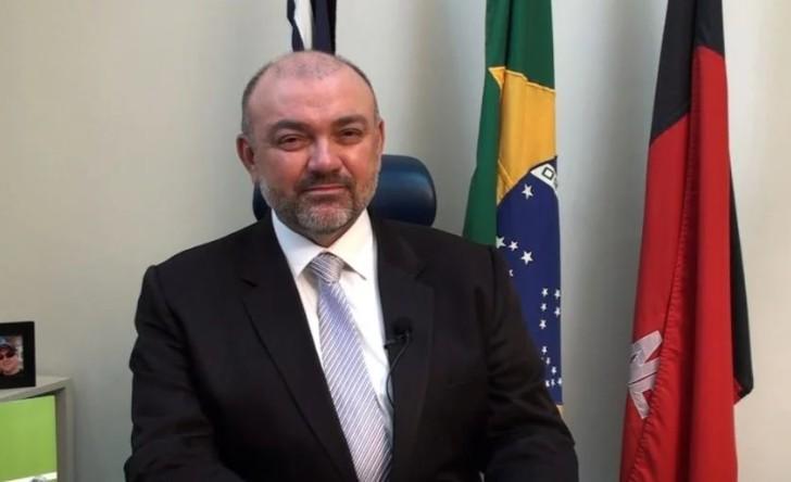 Capturaro 1 - Dr. ARNALDO CORREIA - Dep. Wellington Roberto emplaca prof. da UFPB no segundo maior cargo do Ministério da Saúde