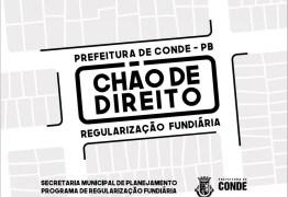 Prefeitura de Conde realiza entrega de titulação fundiária a 96 famílias  no Conjunto Ademário Régis