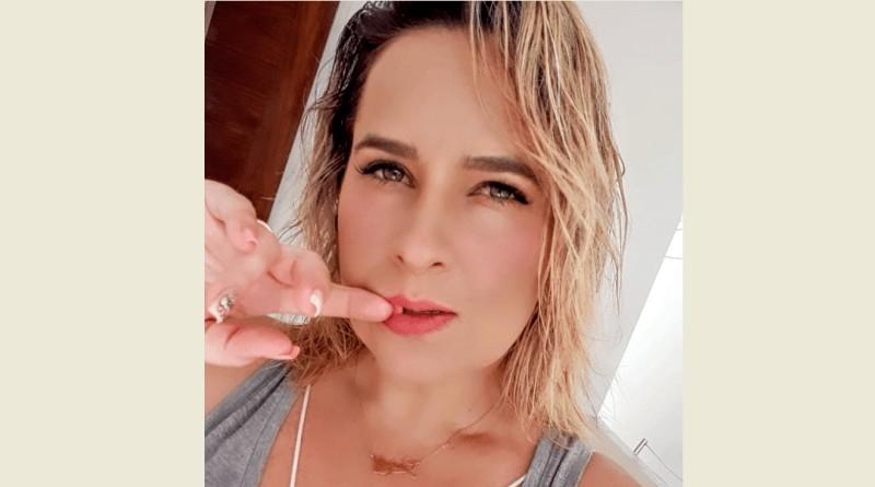 Suellen Nóbrega 2 - É grave estado de saúde de Suellen Nobrega, ex-candidata a Miss Bumbum que teve o braço amputado durante acidente em Patos