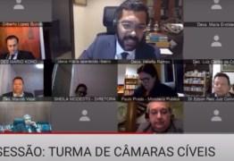 """Procurador """"peida"""" e quase acaba com sessão no Tribunal de Justiça do Mato Grosso – VEJA VÍDEO"""