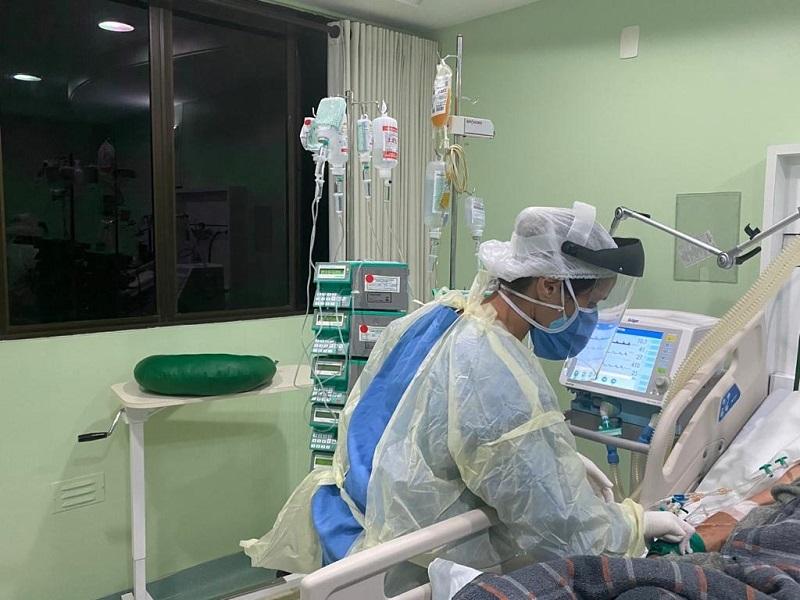 Unimed JP  procedimento com uso de plasma - Unimed JP amplia parcerias em busca de plasma convalescente