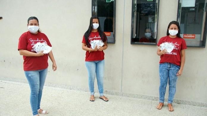 WhatsApp Image 2020 06 07 at 14.02.11 - Priscylla's Hall doa mais de 2 mil máscaras para hospitais e asilos de JP