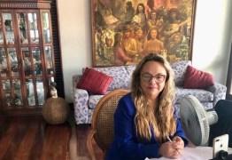 Drª Paula pede ao presidente da ALPB que publique no site da Casa Live do governador João Azevedo sobre as ações contra a Covid-19