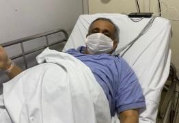 Deputado Edmilson Soares se recupera em UTI após cirurgia para retirada de rim, tumor e trombo