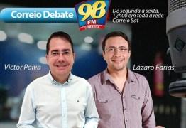 Time novo: Rádio Correio anuncia nomes dos substitutos de Nilvan Ferreira e João Costa; confira
