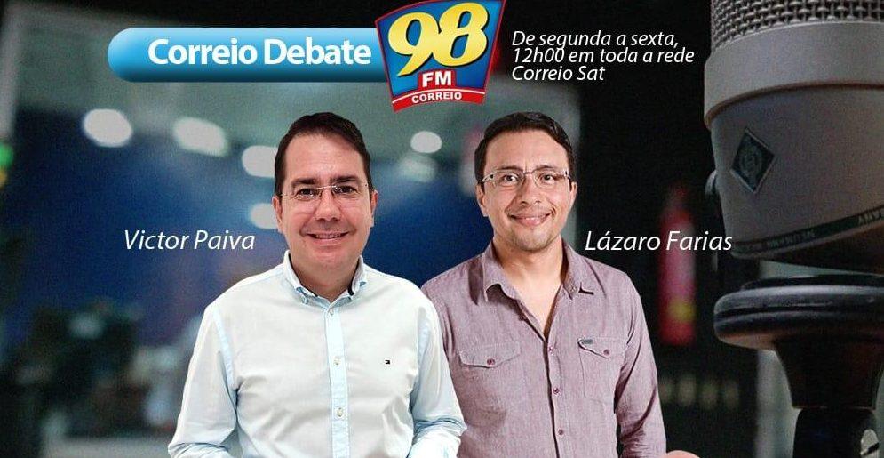 WhatsApp Image 2020 06 26 at 19.52.40 e1593214148503 - Time novo: Rádio Correio anuncia nomes dos substitutos de Nilvan Ferreira e João Costa; confira