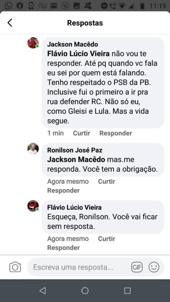 """ab282df4 30ac 4895 bfe2 2b2d9555dc09 576x1024 - Professor Flávio Lúcio Vieira critica nome de Anísio Maia para a PMJP: Atitude vergonhosa e sabuja, G11 é o """"centrão"""" da Paraíba"""