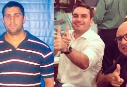 MP encontra ligação entre Flávio Bolsonaro e grupo do miliciano Adriano de Nóbrega