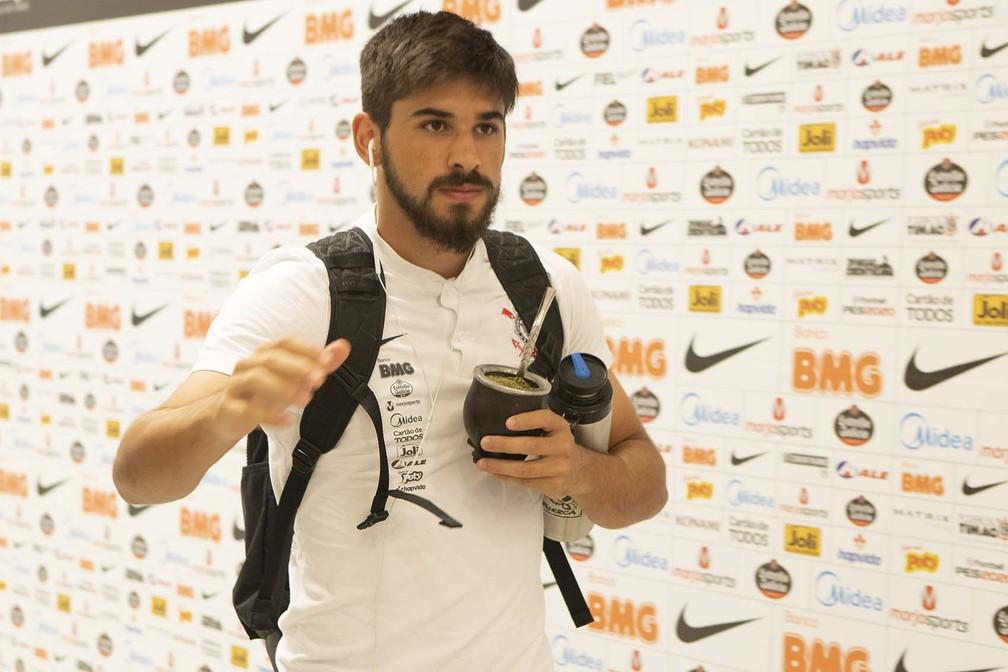agenciacorinthians foto 159302 - Dívida por Bruno Méndez pode impedir Corinthians de registrar novas contratações